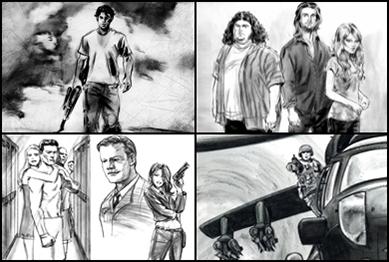 Frameworks Artists, Storyboards, Story Boards, Storyboard Art